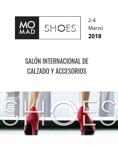 Llega MOMAD Shoes 2018… ¡Aprovecha también para visitar el Triángulo de la Moda!
