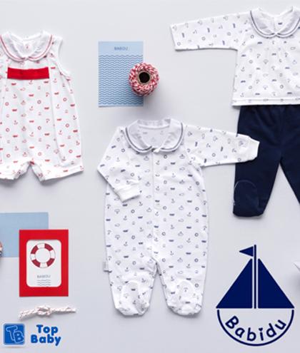 La primavera se hará notar también en la moda de los más pequeños