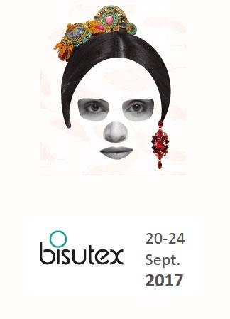 Bisutex 2017. Salón Internacional de la Bisutería y Complementos.