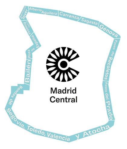 Con el nuevo acuerdo de circulación en Madrid Central, ¿se podrá acceder al Triángulo de la Moda?