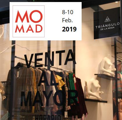 ¡Llega MOMAD 2019! No te pierdas las novedades del Triángulo de la Moda