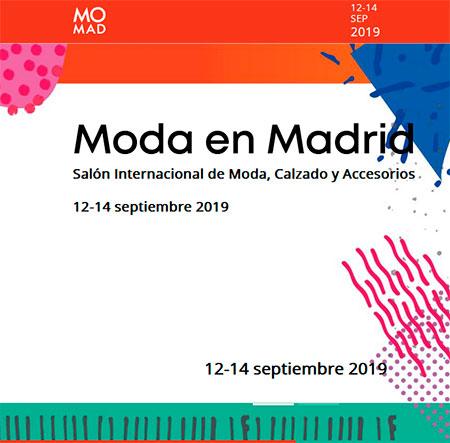 Todo listo para la segunda edición de MOMAD 2019, ¡no pierdas la oportunidad de conocer el Triángulo de la Moda!