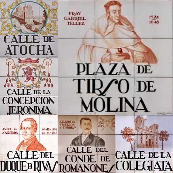 Los mayoristas de Tirso de Molina