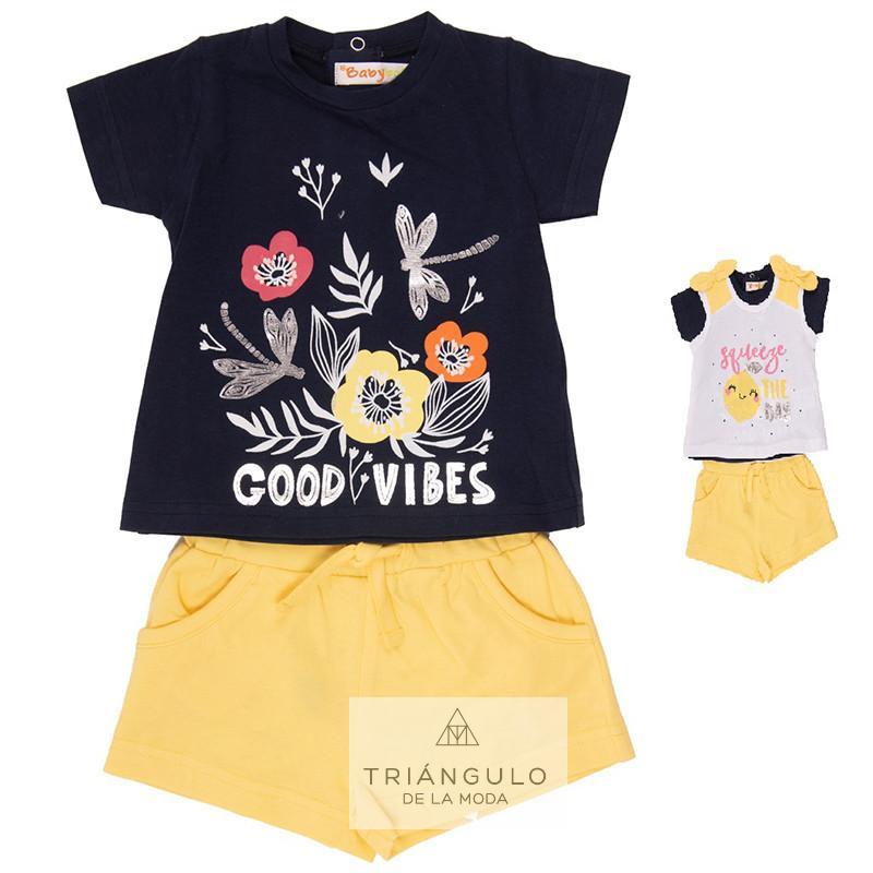 Tienda online del Triangulo de la Moda Conjunto tres piezas