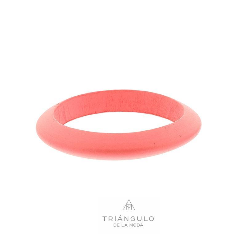 Tienda online del Triangulo de la Moda Pulsera madera coloreada 1,2 cm