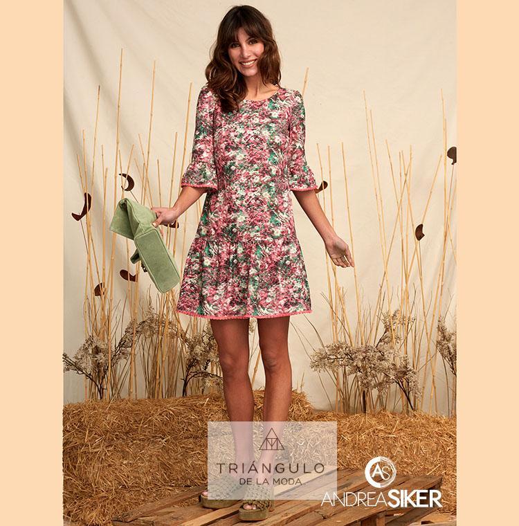 Tienda online del Triangulo de la Moda Vestido AMELIE