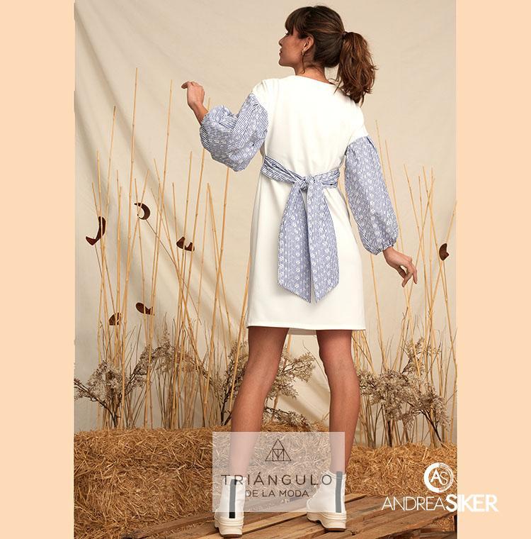 Tienda online del Triangulo de la Moda Vestido GERALDINE combi