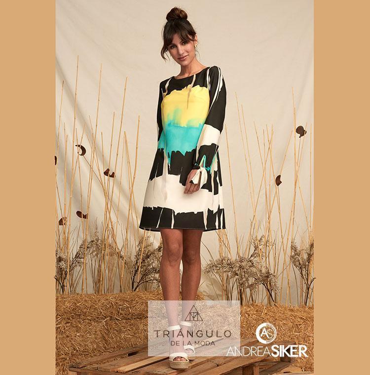 Tienda online del Triangulo de la Moda Vestido ALIZEE