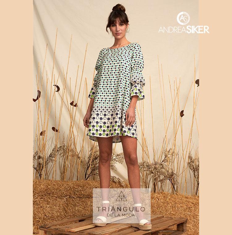 Tienda online del Triangulo de la Moda Vestido BABETTE