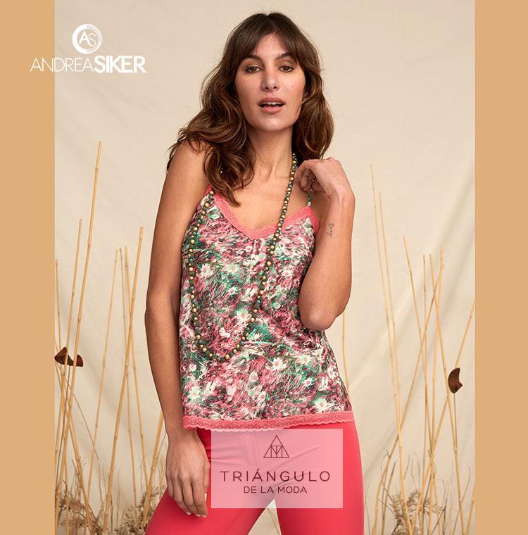 Tienda online del Triangulo de la Moda Blusa puntilla AMELIE