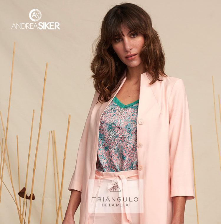Tienda online del Triangulo de la Moda Blusa puntilla CAMILE