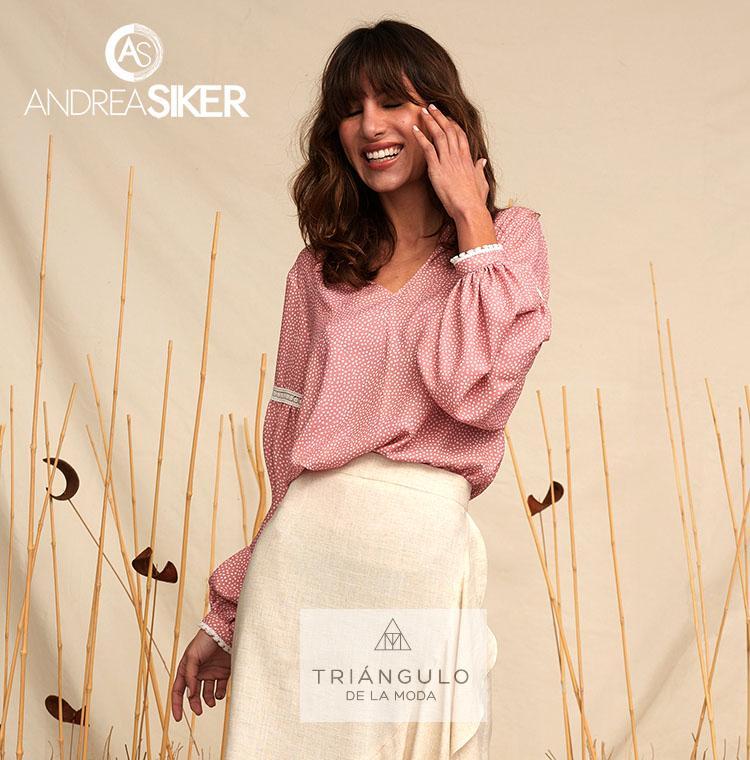 Tienda online del Triangulo de la Moda Blusa CECILE