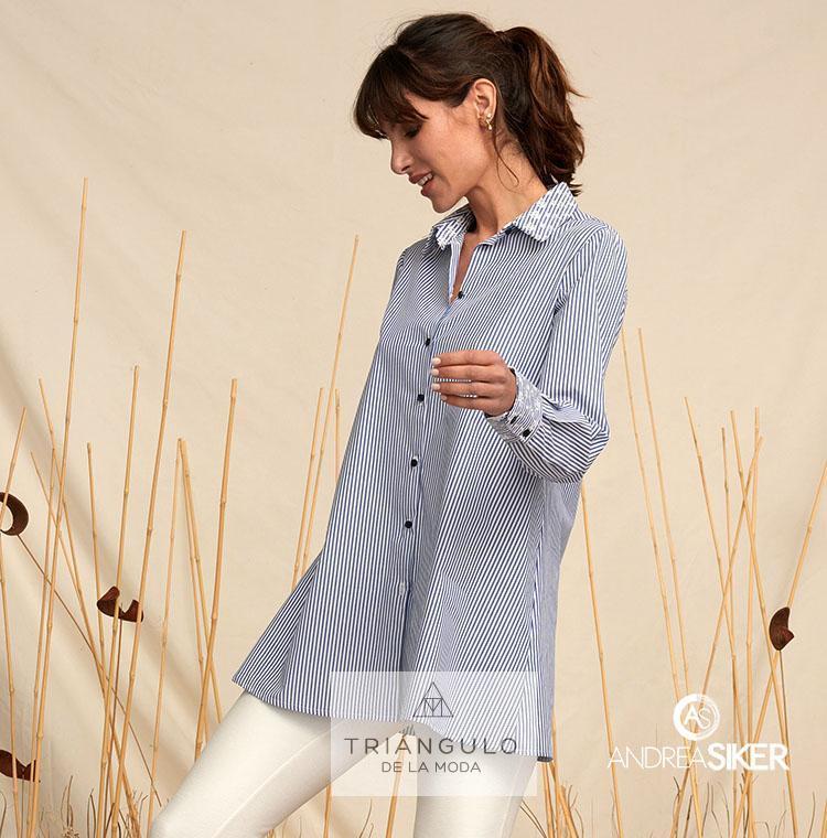 Tienda online del Triangulo de la Moda Blusa GERALDINE