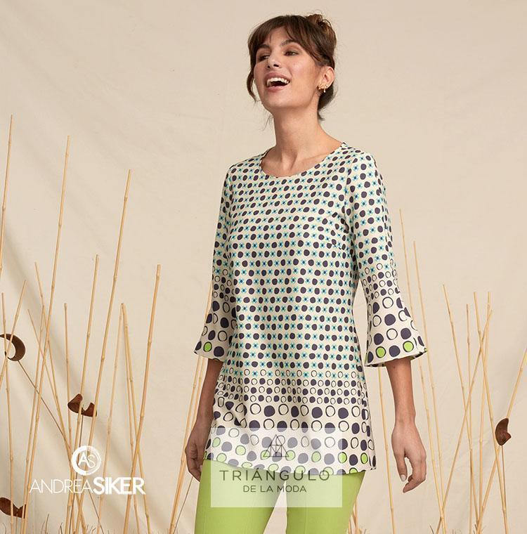 Tienda online del Triangulo de la Moda Blusa BABETTE