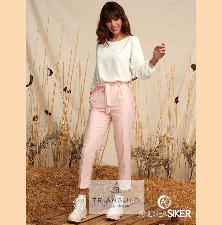 Tienda online del Triangulo de la Moda Pantalón RELAMPAGO lazo