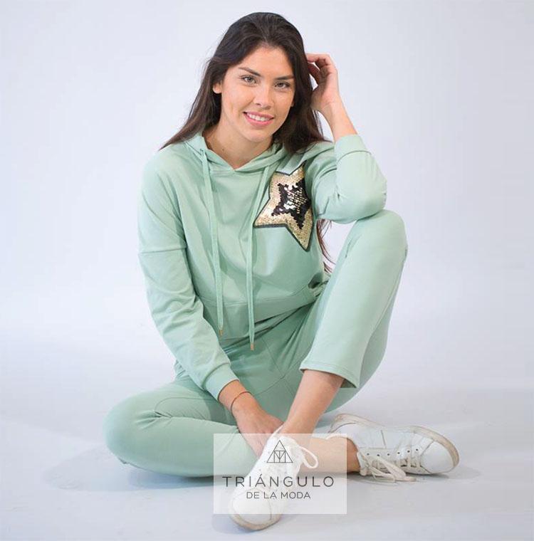 Tienda online del Triangulo de la Moda Sudadera STAR