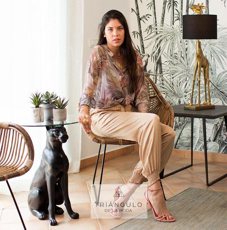 Tienda online del Triangulo de la Moda Pantalón SILK