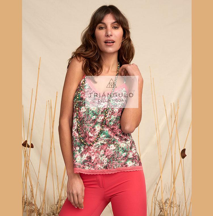 Tienda online del Triangulo de la Moda Top AMELIE