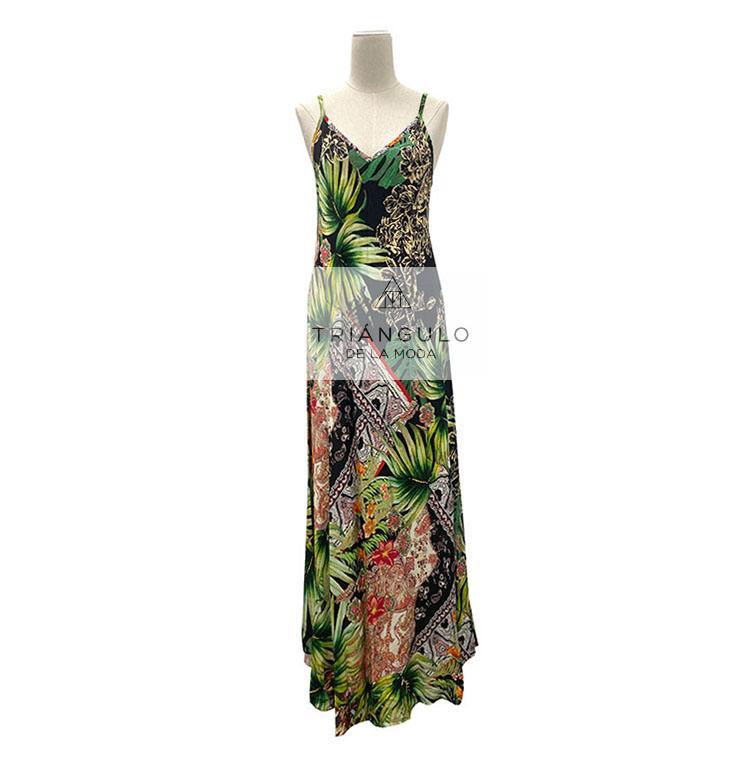 Tienda online del Triangulo de la Moda Vestido BRAZIL