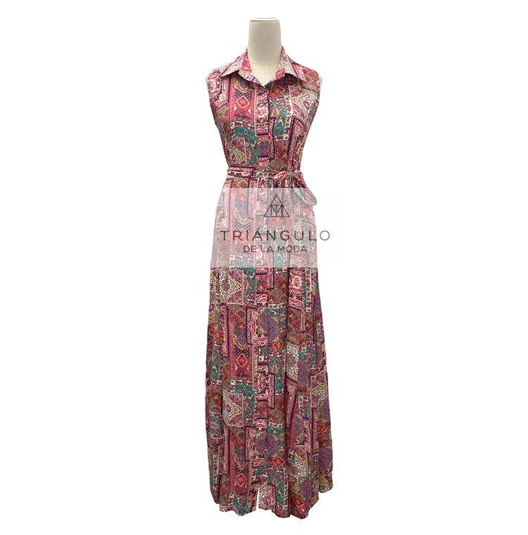 Tienda online del Triangulo de la Moda Vestido HERMES