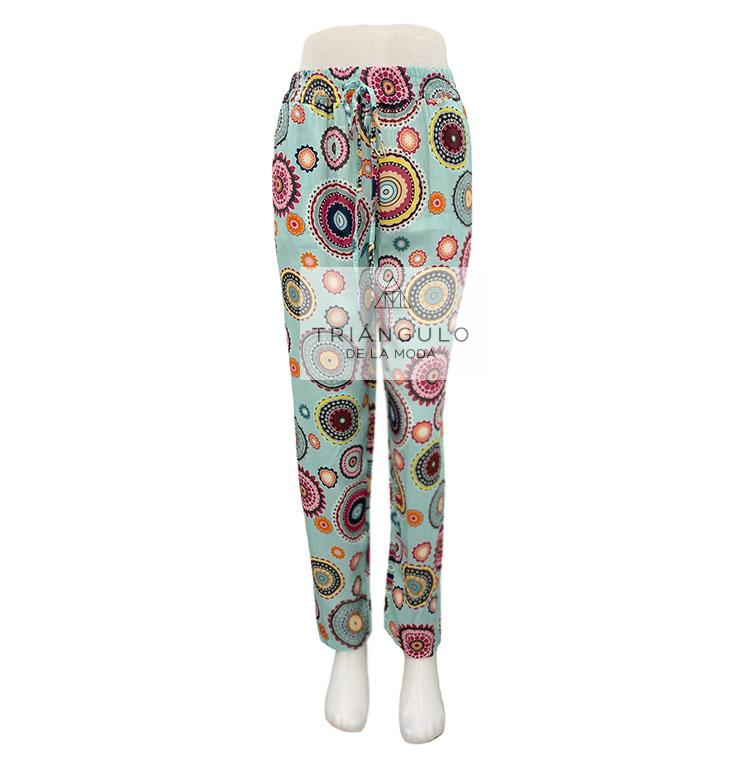 Tienda online del Triangulo de la Moda Pantalón ETRURIA