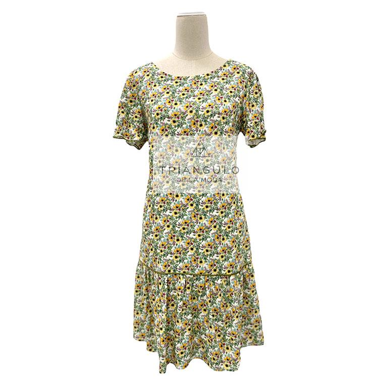 Tienda online del Triangulo de la Moda Vestido SOLANGE corto