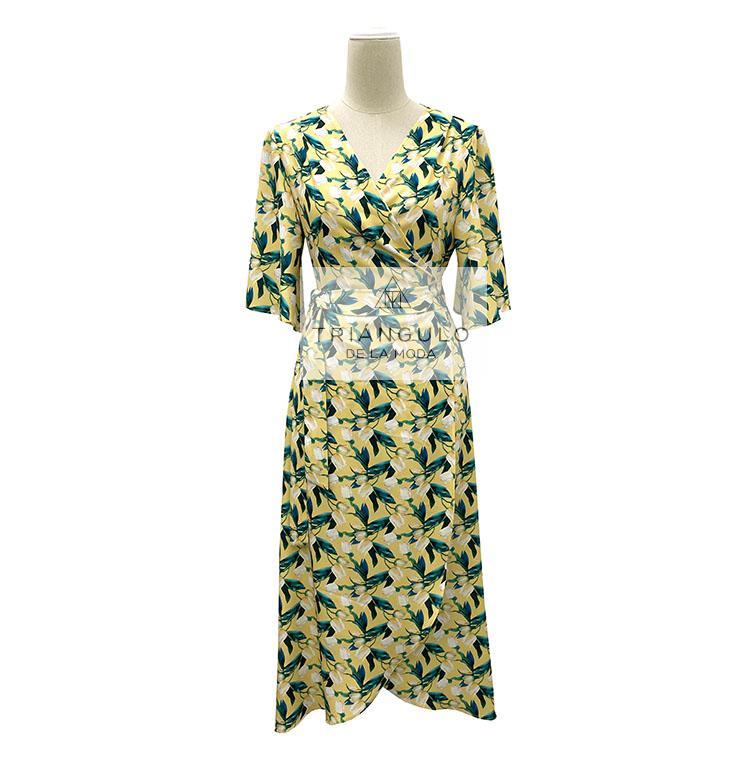Tienda online del Triangulo de la Moda Vestido SCARLETT cruzado