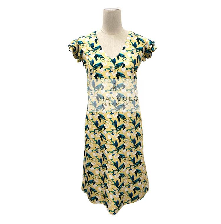 Tienda online del Triangulo de la Moda Vestido SCARLETT C/Pico