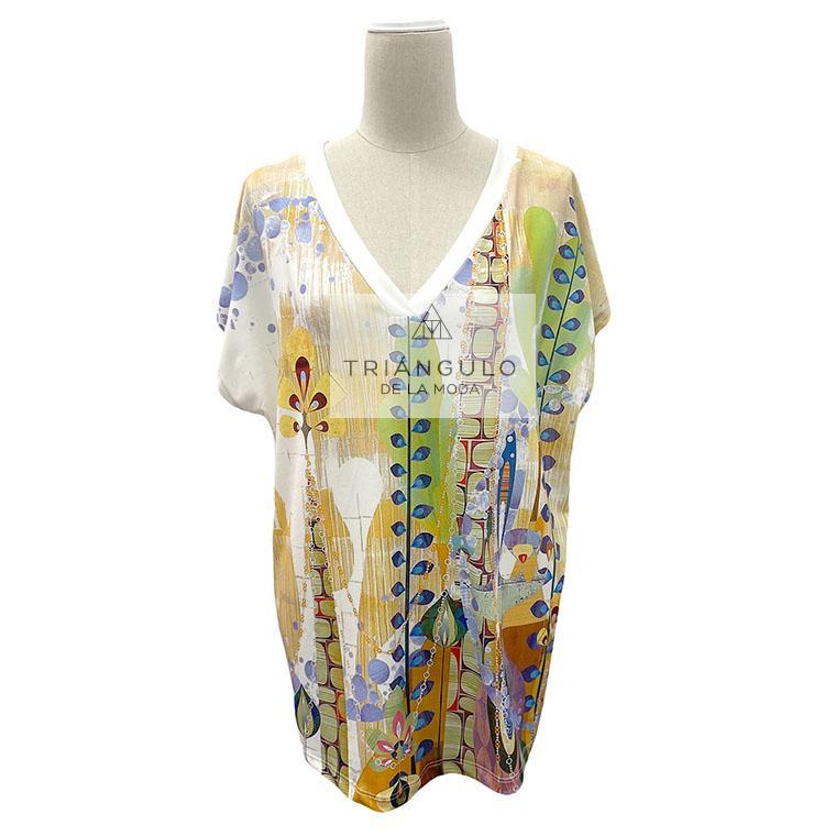 Tienda online del Triangulo de la Moda Camiseta ARTIST