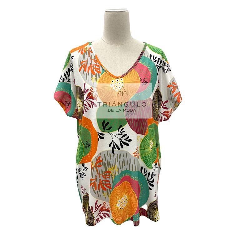 Tienda online del Triangulo de la Moda Camiseta AGATHA