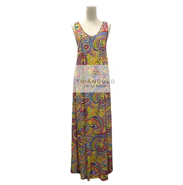 Tienda online del Triangulo de la Moda Vestido largo PERSIA