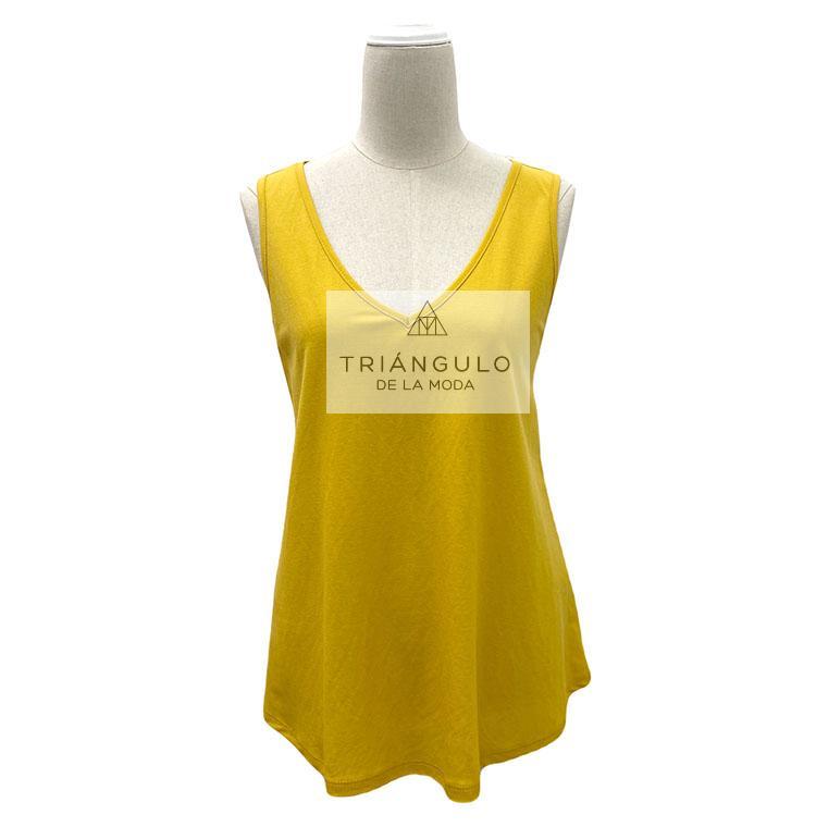 Tienda online del Triangulo de la Moda Top liso PICO