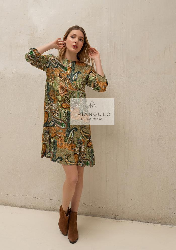 Tienda online del Triangulo de la Moda VESTIDO CASUAL