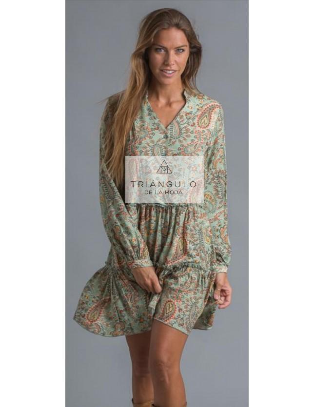 Tienda online del Triangulo de la Moda VESTIDO FLUIDO
