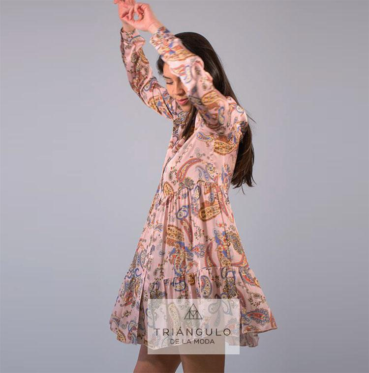 Tienda online del Triangulo de la Moda Vestido CACHEMIRE