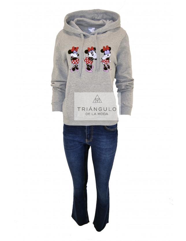 Tienda online del Triangulo de la Moda SUDADERA 3 MINNIES