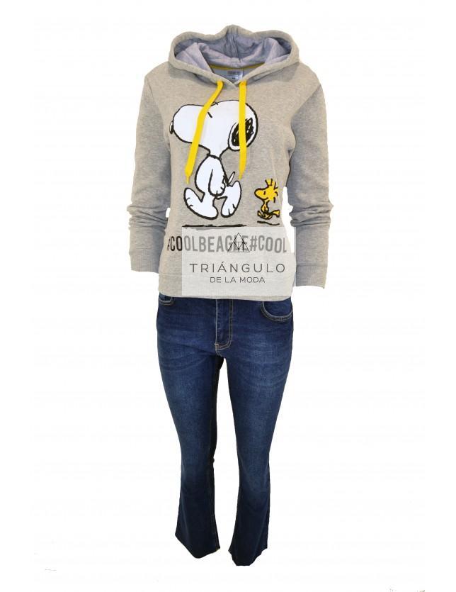 Tienda online del Triangulo de la Moda SUDADERA SNOOPY