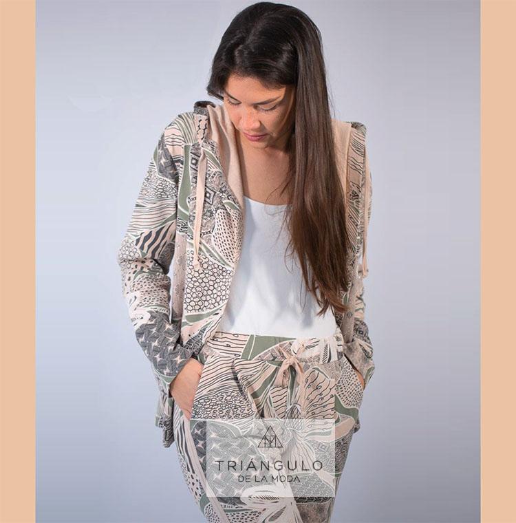 Tienda online del Triangulo de la Moda Chaqueta PATCH