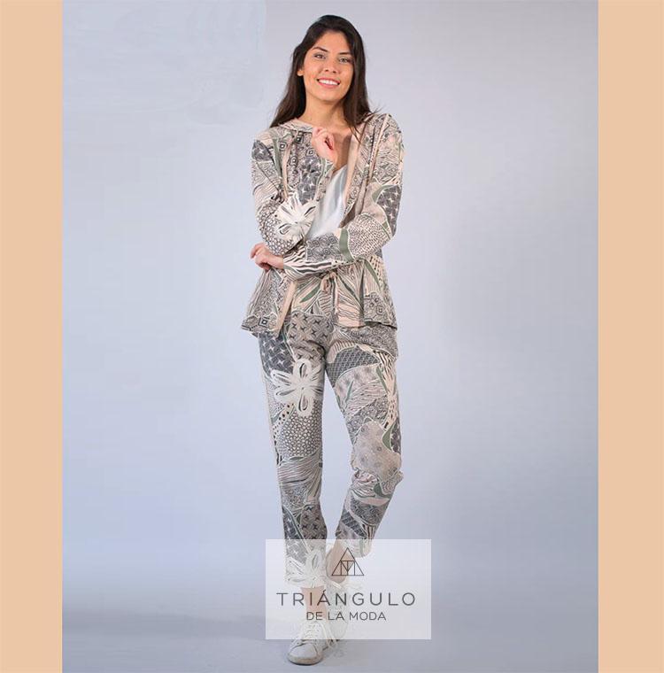 Tienda online del Triangulo de la Moda Pantalón PATCH