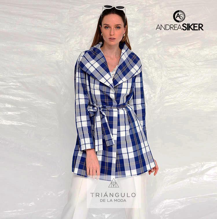 Tienda online del Triangulo de la Moda Gabardina ARIEL