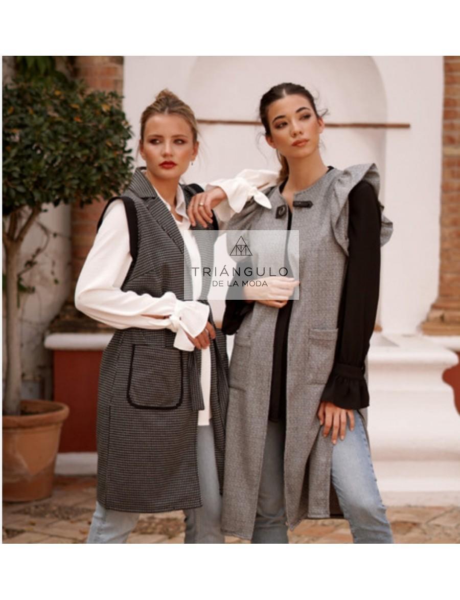 Tienda online del Triangulo de la Moda CHALECO PATA DE GALLO