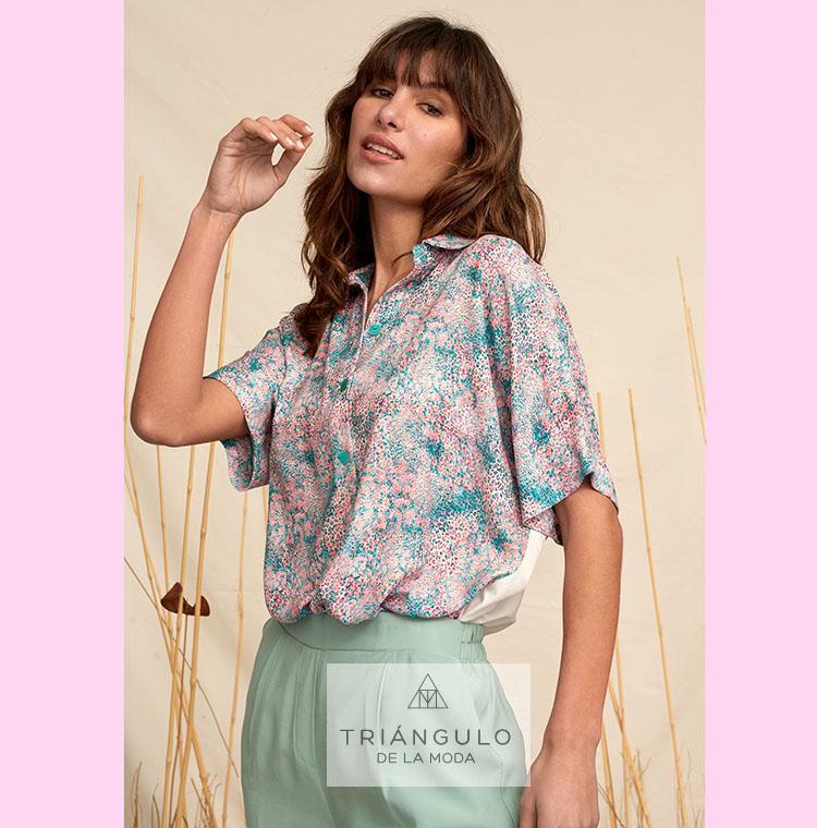 Tienda online del Triangulo de la Moda Blusa CAMILE