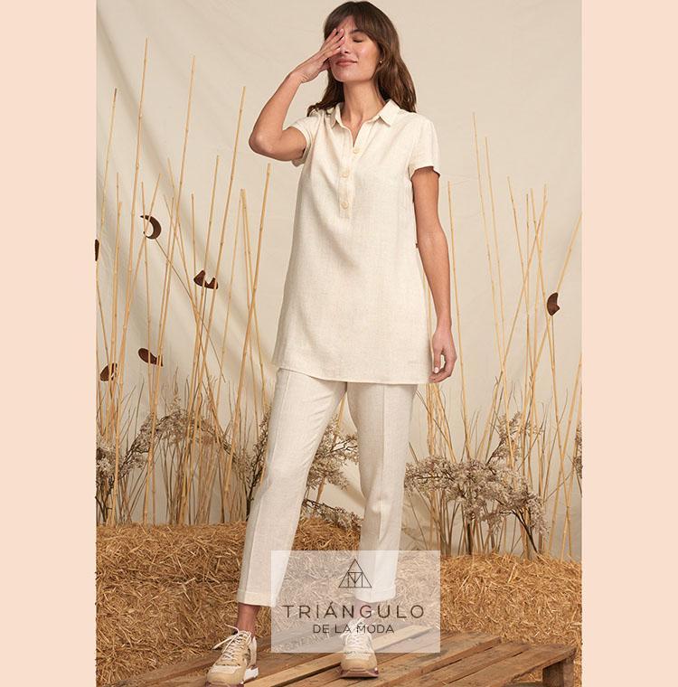 Tienda online del Triangulo de la Moda Pantalón LOANA