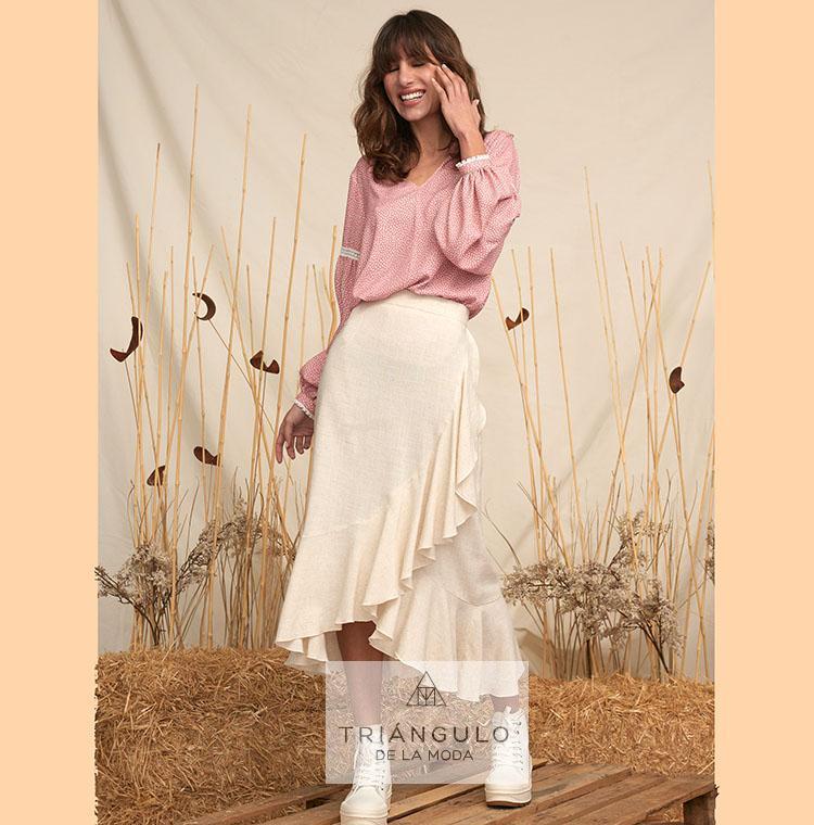 Tienda online del Triangulo de la Moda Falda LOANA