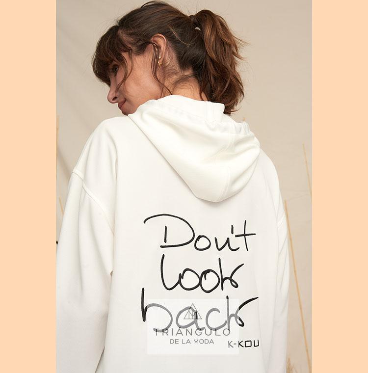 Tienda online del Triangulo de la Moda Sudadera MADELEINE