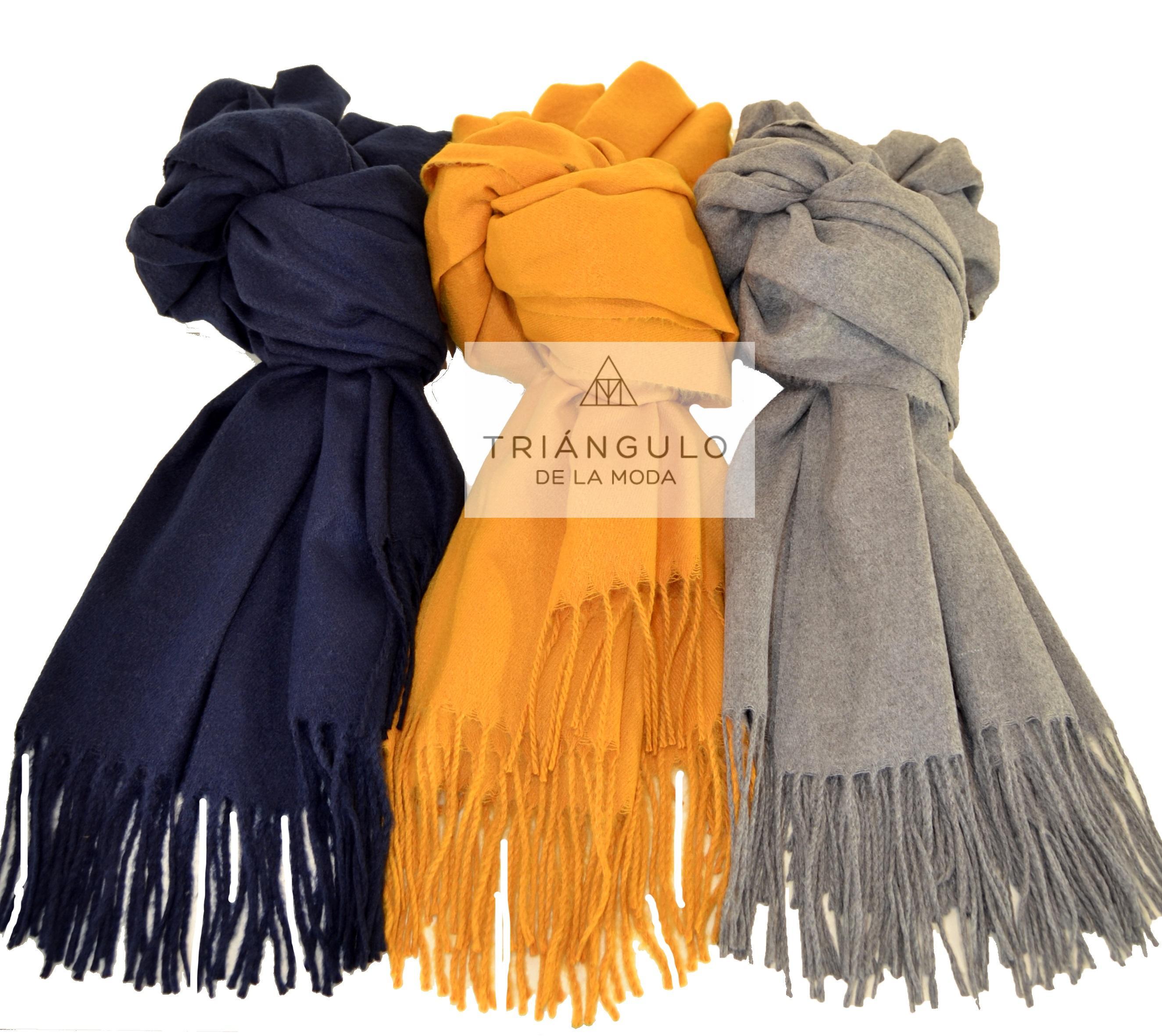 Tienda online del Triangulo de la Moda BUFANDA
