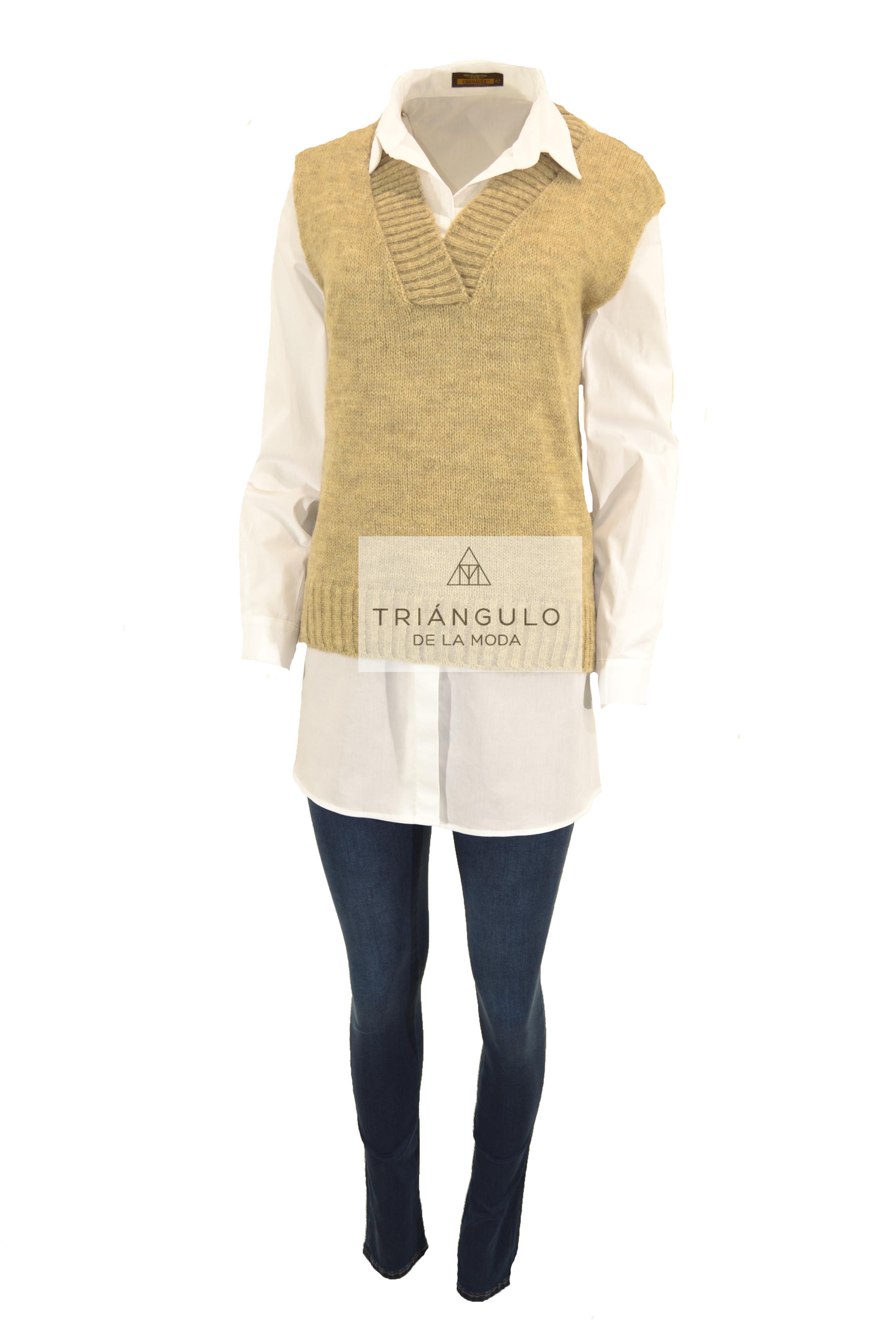 Tienda online del Triangulo de la Moda CHALECO PUNTO