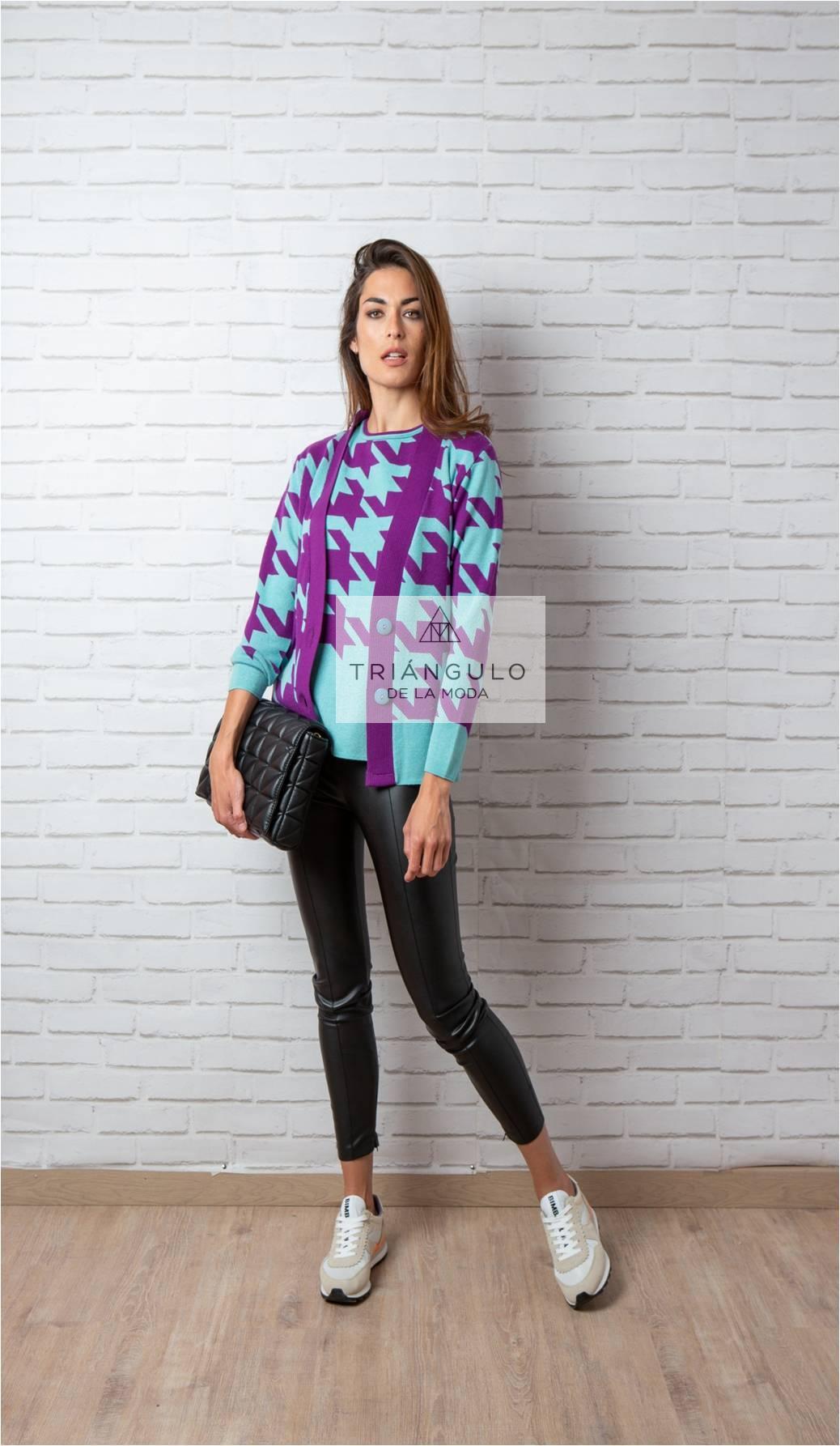 Tienda online del Triangulo de la Moda CHAQUETA PUNTO