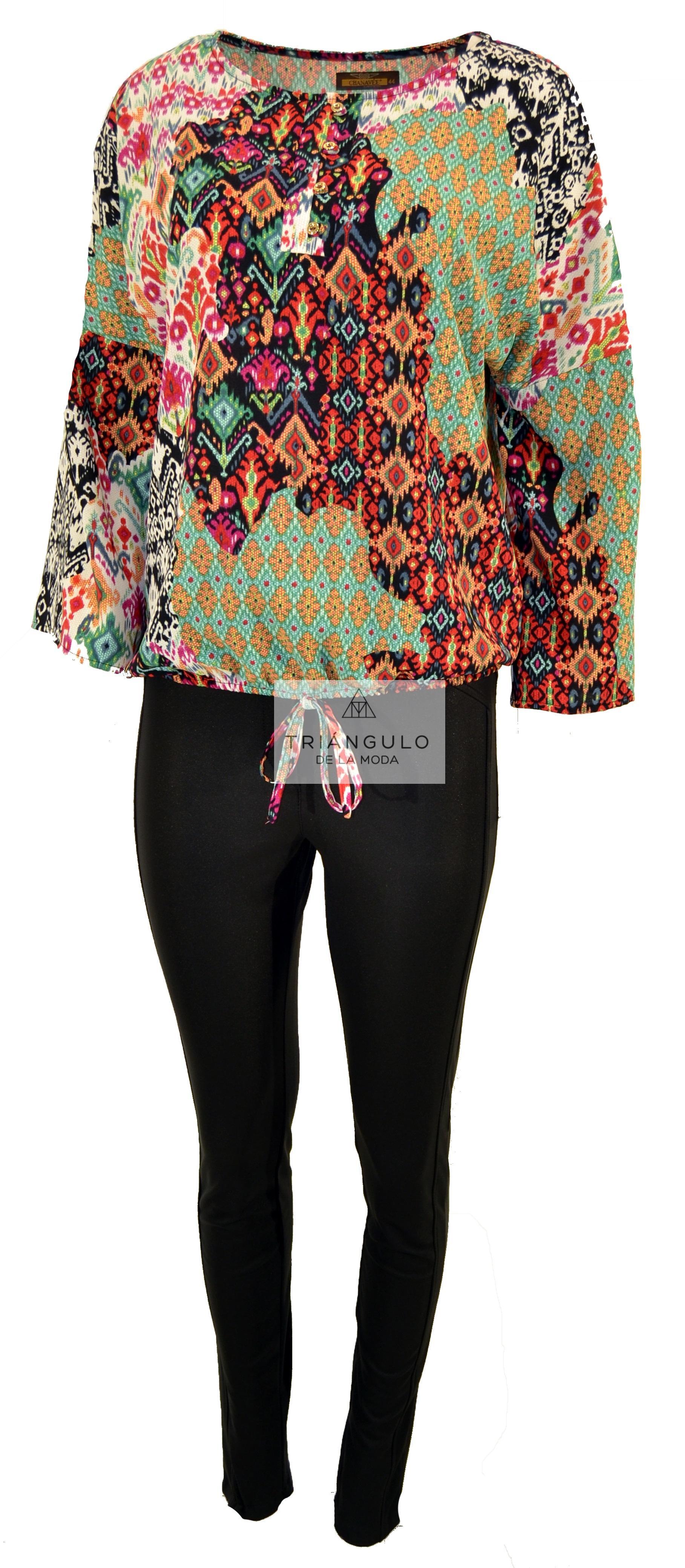 Tienda online del Triangulo de la Moda BLUSA