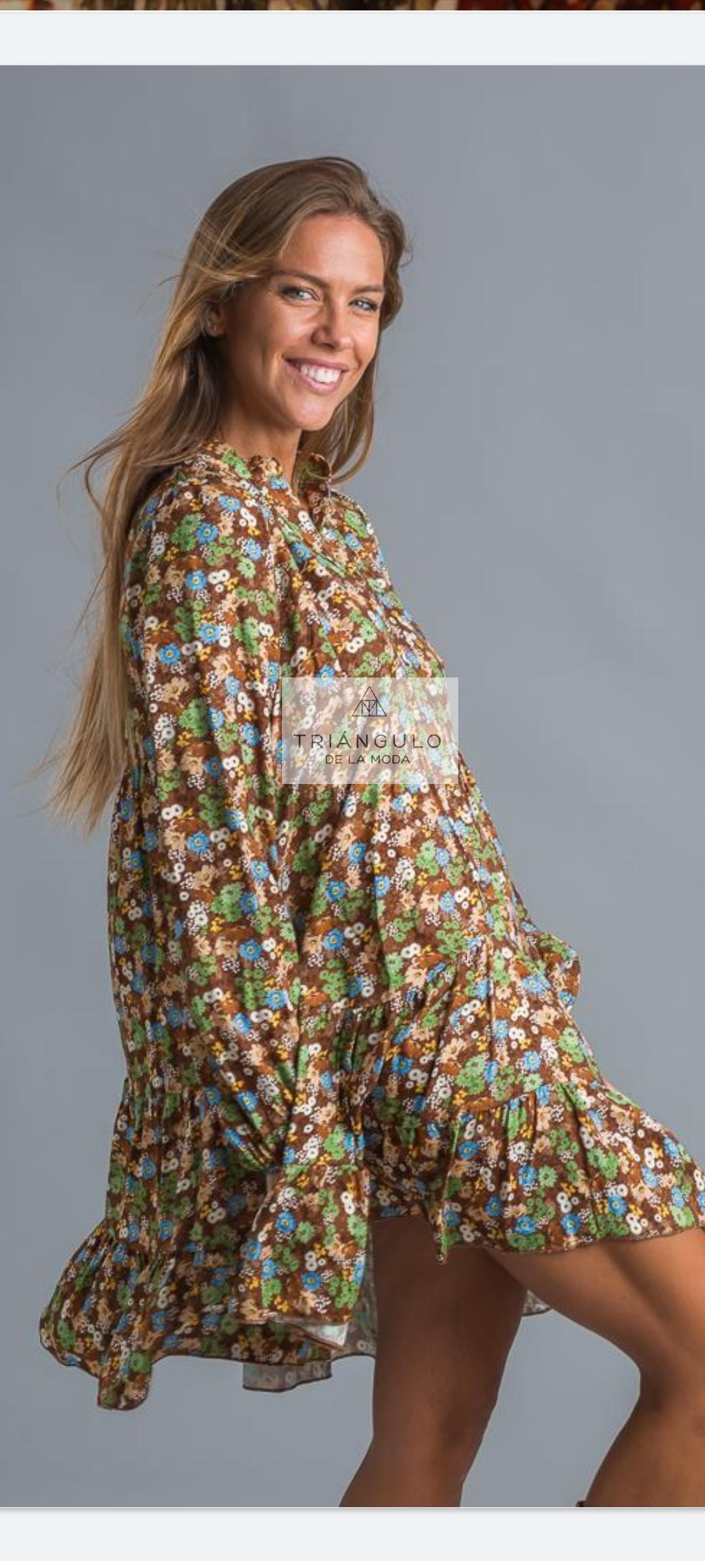 Tienda online del Triangulo de la Moda VESTIDO